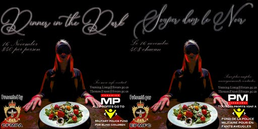 Dinner in the Dark|Souper dans le Noir