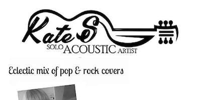 Katie S - Acoustic - Live At Penwortham Arts Centre