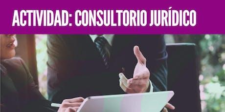Consultorio jurídico entradas