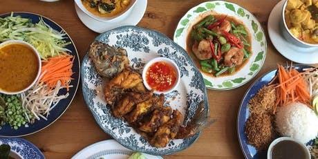 Chefs Table Dinner. An introduction to Southern Thai Cuisine and Culture tickets