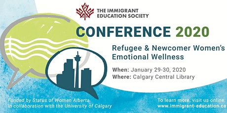 TIES Refugee & Newcomer Women Conference 2020 tickets