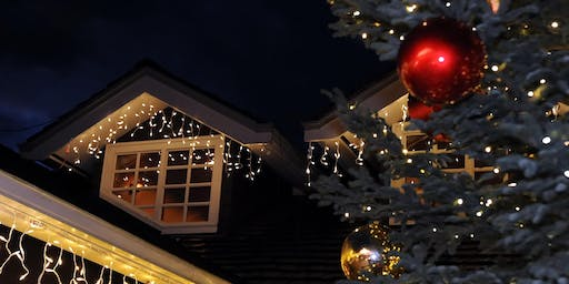 Salish Lodge & Spa Holiday Tree Lighting Event