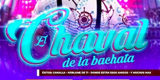 Concierto de EL CHABAL DE LA BACHATA