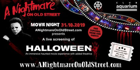 A Nightmare on Old Street tickets