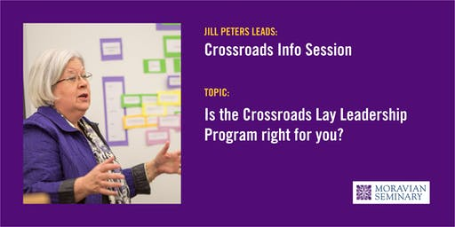 Crossroads Lay Leadership Program: Info Session