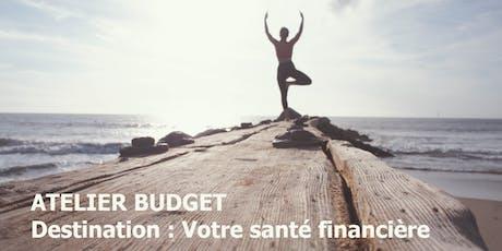Atelier Budget billets