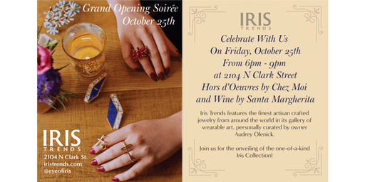 Iris Trends Lincoln Park Grand Opening Soiree