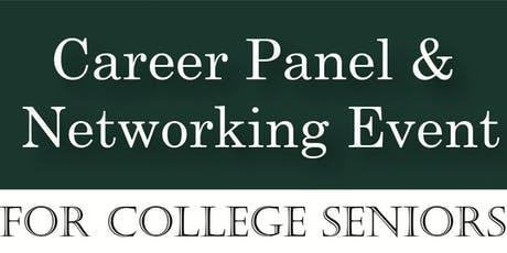 Financial Services Career Panel and Networking Event tickets