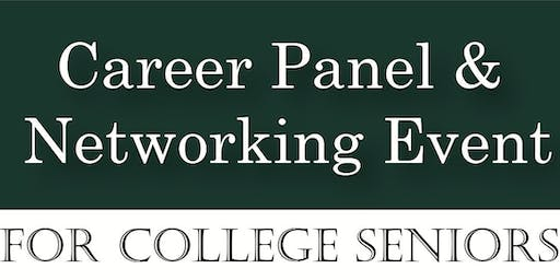 Financial Services Career Panel and Networking Event