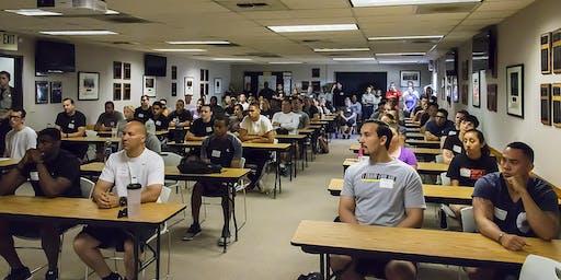 Interview Preparation Seminar-Sacramento Sheriff's Office