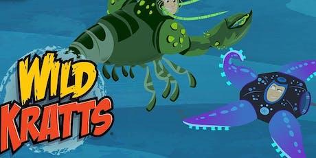 An Underwater Adventure w/Wild Kratts! tickets