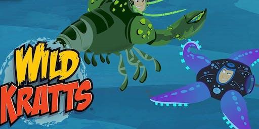 An Underwater Adventure w/Wild Kratts!