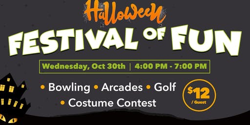 FatCats Gilbert - Halloween Festival of Fun