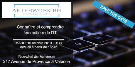 AfterWork RH Valence - Connaître et comprendre les métiers de l'IT billets