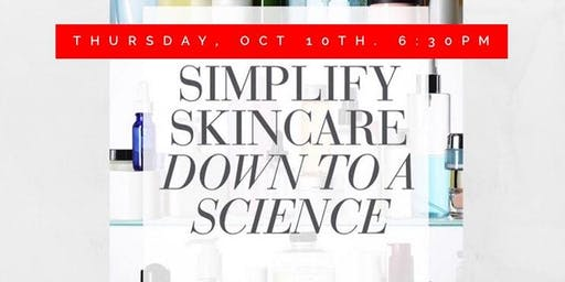 SIMPLIFY SKINCARE WITH RODAN + FIELDS