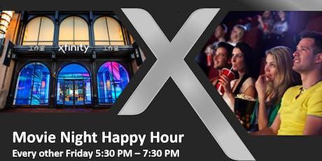 Xfinity Movie Night Happy Hours tickets
