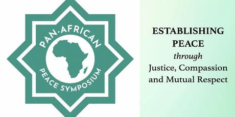 Pan-African Peace Symposium 2019 tickets
