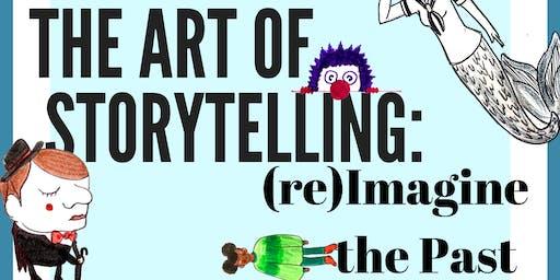 The Art of Storytelling - ODU Community Art Class 2019