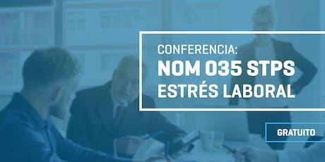 NOM 035 STPS | Estrés Laboral entradas
