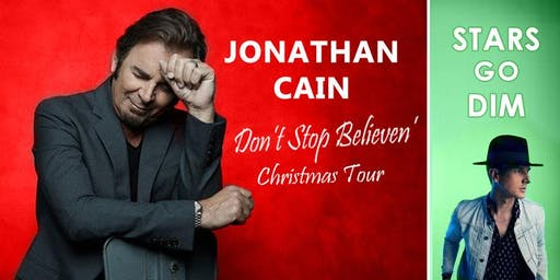 "Jonathan Cain ""Don't Stop Believin'"" Christmas with Stars Go Dim"
