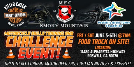 Motorcycle Skills Training and Challenge tickets
