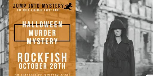 Jump Into Mystery At Rockfish