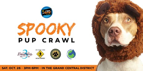 Spooky Pup Crawl tickets