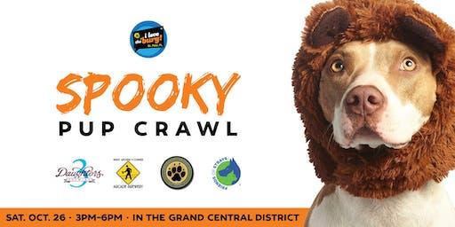 Spooky Pup Crawl