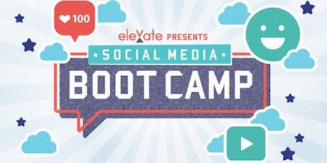 Miami Springs, FL - MIAMI - Social Media Boot Camp 9:30am OR 12:30pm tickets