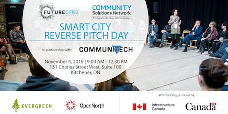 Smart Cities Reverse Pitch Day tickets