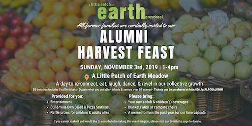 ALPoE Alumni Harvest Feast