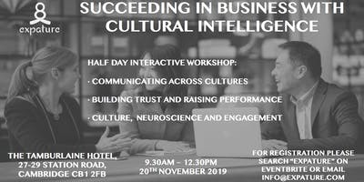 Succeeding in Business with Cultural Intelligence