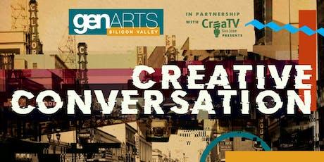 genARTS Creative Conversation tickets