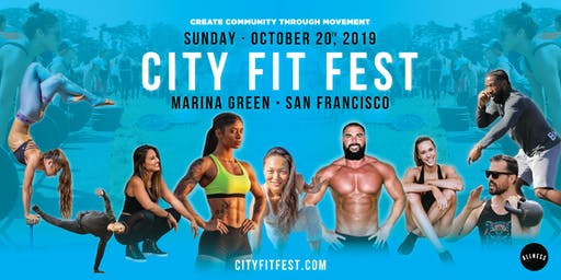 CITY FIT FEST 2019 with Massy Arias, Bret Contreras, Barry's Bootcamp & More