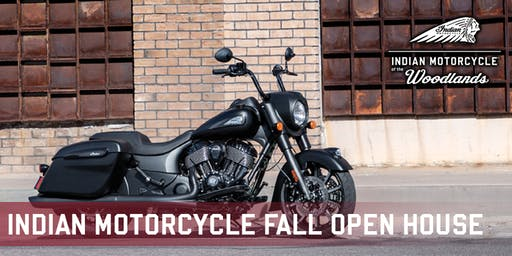 Indian Motorcycle Fall Open House