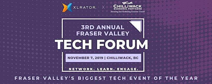 Fraser Valley Tech Forum 2019 image
