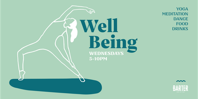Well Being: Vinyasa Flow Yoga & Tarot Readings