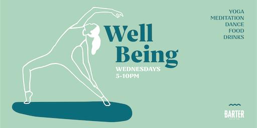 Well Being: Vinyasa Flow Yoga & Tarot Readings