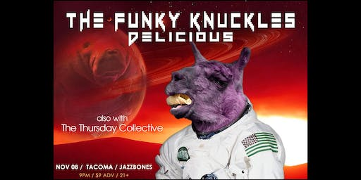The Funky Knuckles with special guests The Thursday Collective