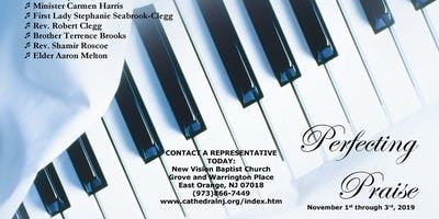 Perfecting Praise Music and Arts Workshop