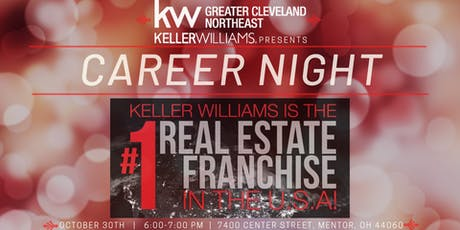 Career Night at Keller Williams Greater Cleveland Northeast  tickets
