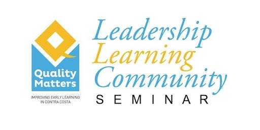 Quality Matters Tiers 4 & 5 Leadership Learning Community (LLC)