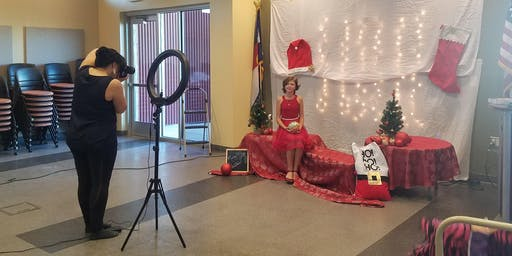 3rd Annual Free Holiday Photo Shoot!