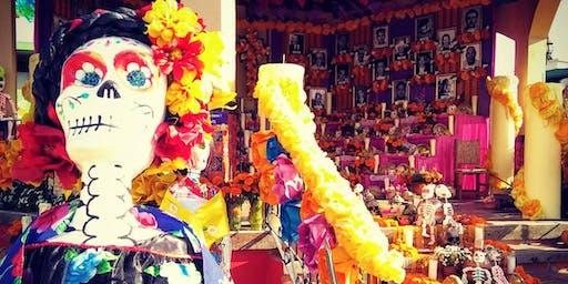 Día de los Muertos Walking Tour of Tijuana