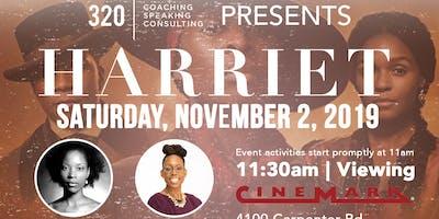 320, LLC presents Harriet