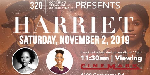 320, LLC presents Harriet