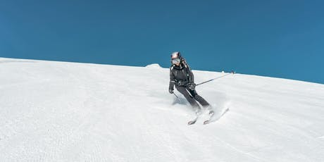 Free Morning Talk:  Skiing - Get strong  and reduce your risk of injury. tickets