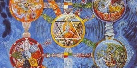 Advance Tarot Class – Kabbalah & the Tree of Life at AMA 11-07-19 in Austin