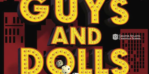 "King's Gate Theatre presents: ""Guys and Dolls"" - Wednesday"