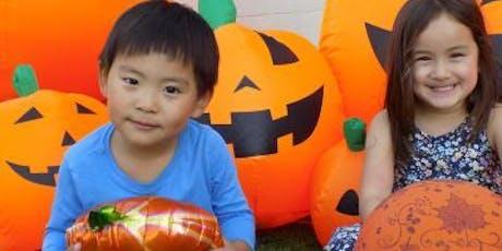 Halloween Playdate - Stratford School Los Angeles Melrose tickets